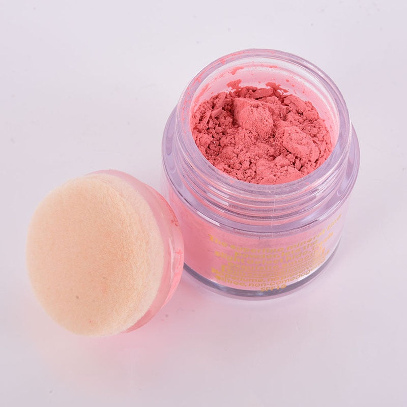 Mineral Bare Makeup Bare Cheek Blusher Loose Powder Foundation Skin Blush Shadow - Smoulder Products