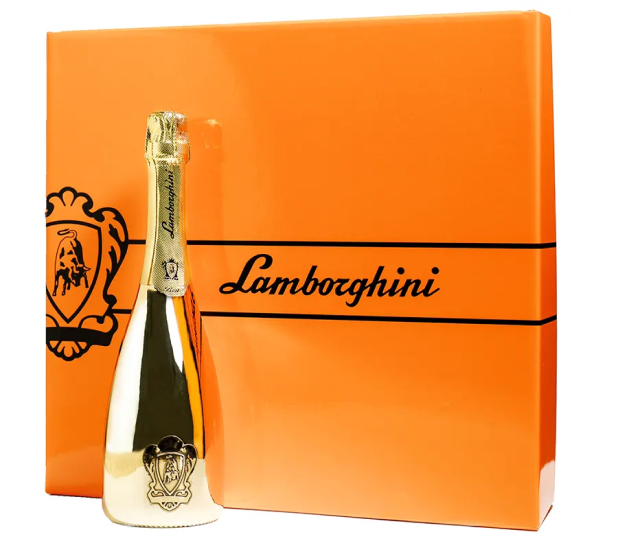 Lamborghini Wine Box
