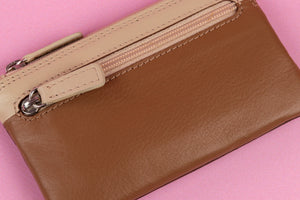 Mia Genuine Leather Ladies Purse