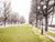 Clean Lines of Paris by Barry Khan. Colour photograph of a lane-way showing manicured trees.
