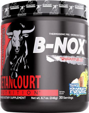 Betancourt Nutrition B-Nox Ripped
