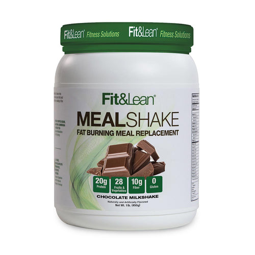 Fit & Lean Fat Burning Meal Replacement Shake