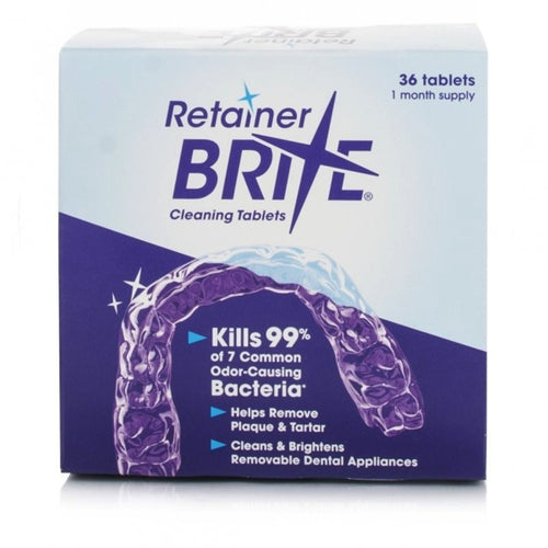 Retainer Brite Tablets 36's - image