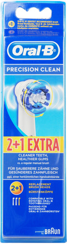 Oral-B Precision Clean Replacement Heads 3 As 2 - image