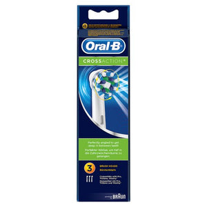 Oral-B Cross Action 3's - image