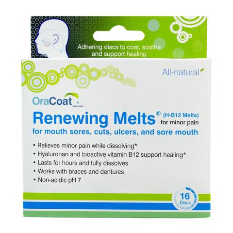 H B12 Renewing Melts 16 Discs - image