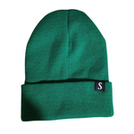 Load image into Gallery viewer, Navy Silk Scrunchie