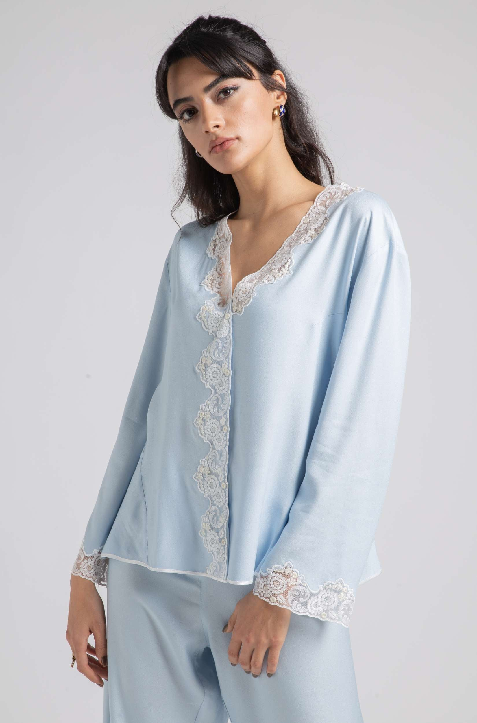 Pajama - Baby Blue Sunkissed