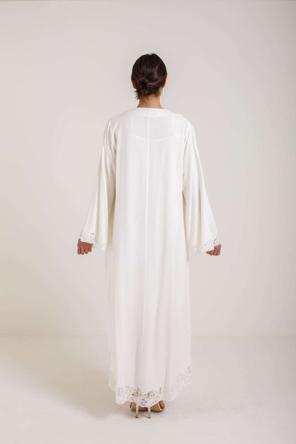 Nightgown - Off White Sandie