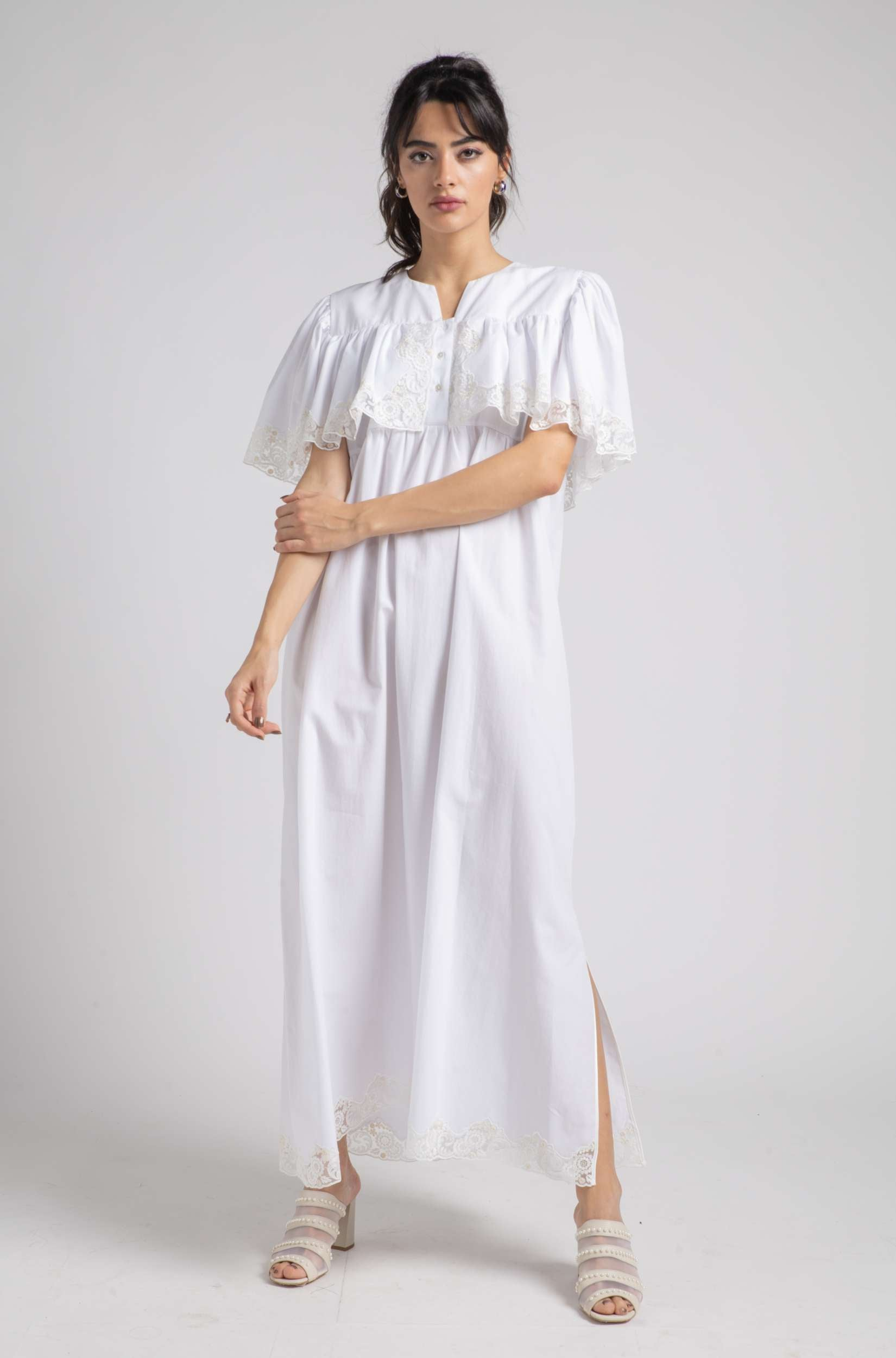 Nightgown - Sunkissed Crema