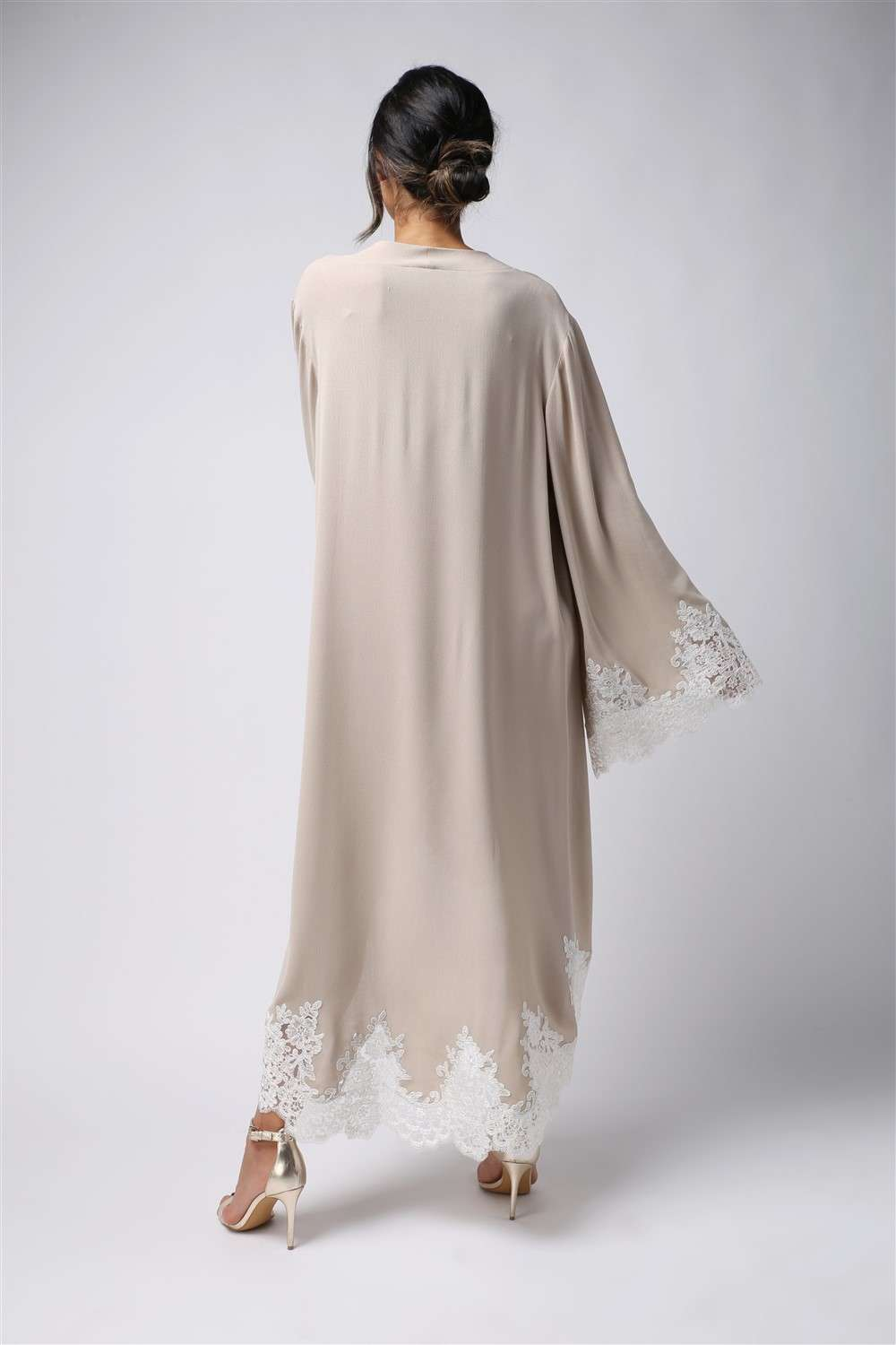 Nightgown - Beige Angelika