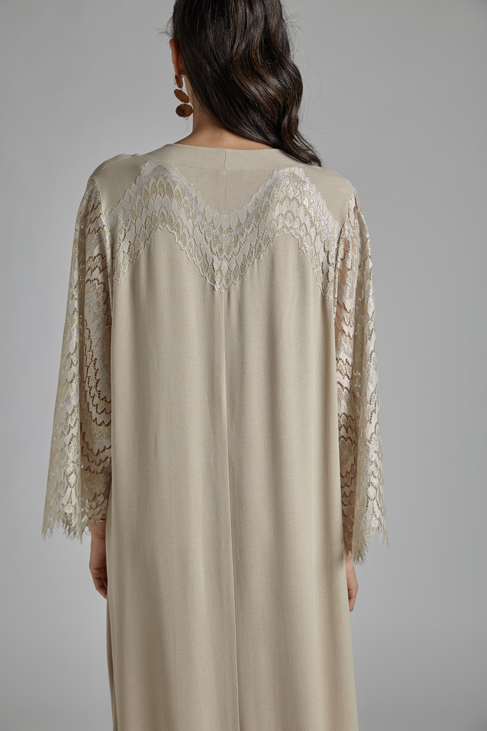 Nightgown - Beige - Angela