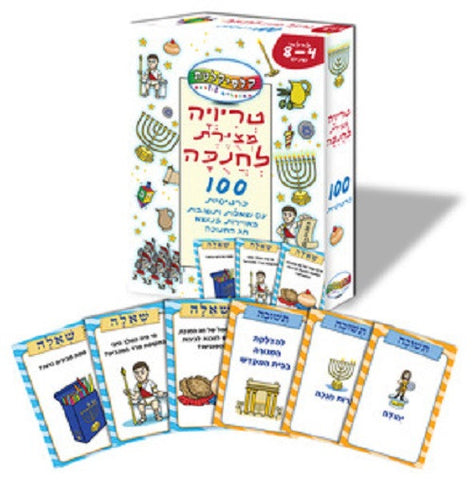 Cartoon Trivia for Hanukkah