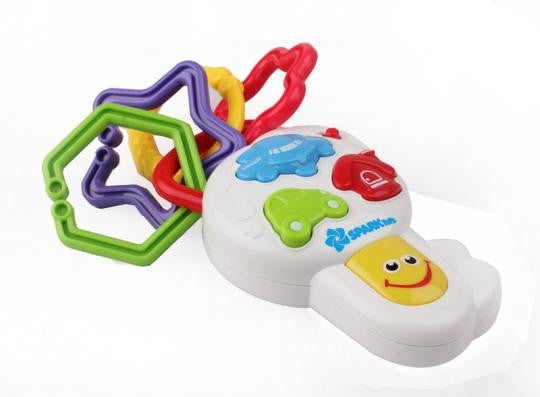 Hebrew Speaking Teether Keys