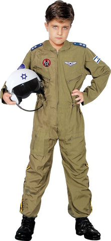 Israeli Fighter Pilot - Costume