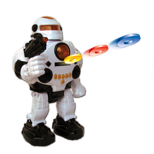Space Fighter II Robot (Remote Cantroled)