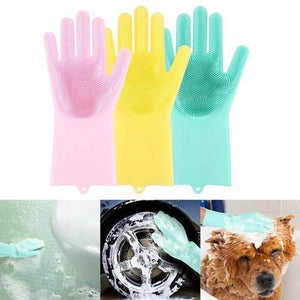 Magic Dish Washing Gloves 1PairSet ( Buy 2 Get Extra 10% Off )
