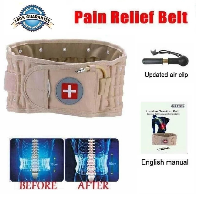 The Lumbar Back Belt ( Buy 2 Get Extra 10% Off )