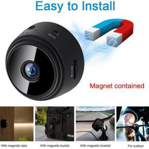 【Hot Sale】NightVision™ WiFi 1080P HD Remote Surveillance Camera