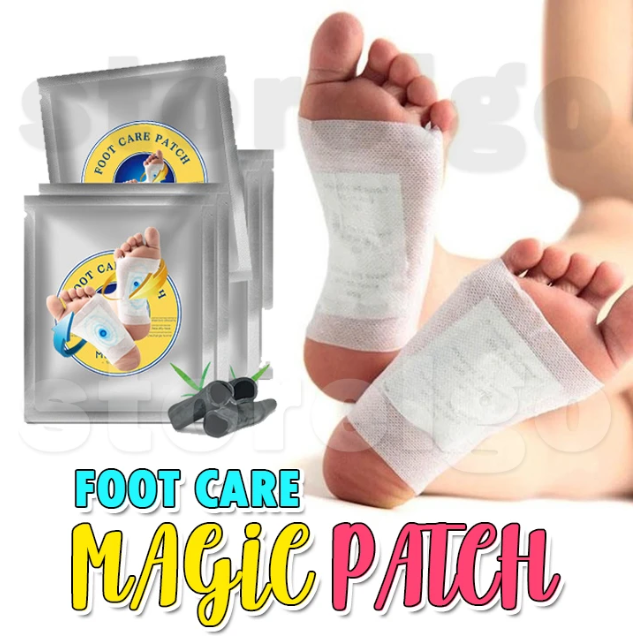 Foot Care Magic Patch