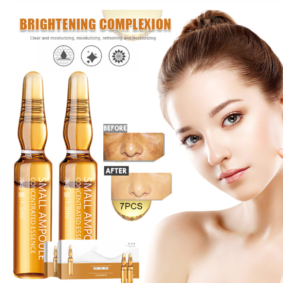 【Hot Sale】Whitening Spotless Ampoule Serum(Set of 7)Safe and Not Allergic