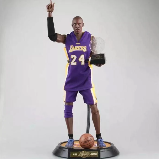 3D Model Of NBA Basketball Star-Kobe Forever❤🏀