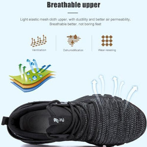 Anti-Smashing Safety Shoes ( Buy 2 Get Extra 10% Off )