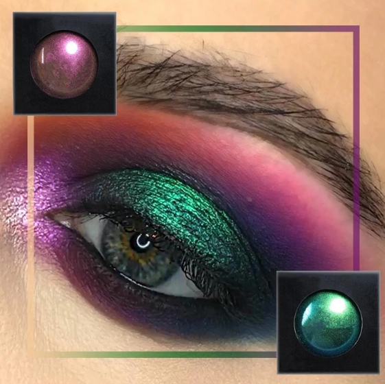 Beauty-Girl™Multi-Chrome Shade Shifting Pigments