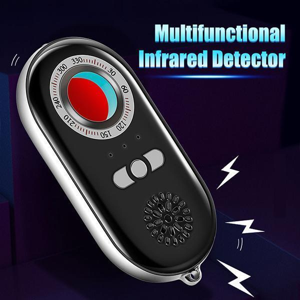 Anti-Spy Camera Detector Plus Anti-Theft Alarm System ( Buy 2 Get Extra 10% Off )
