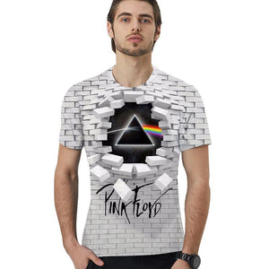 Men's Letter 3D T-shirt ( Buy 2 Get Extra 10% Off )