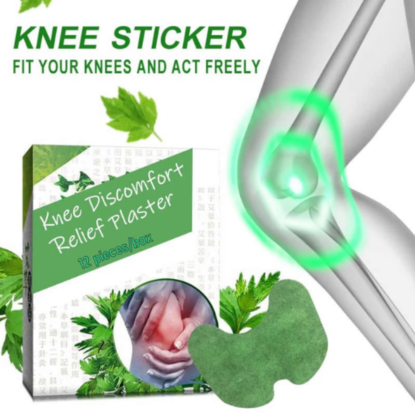 Knee Discomfort Relief Plaster ( Buy 2 Get Extra 10% Off )