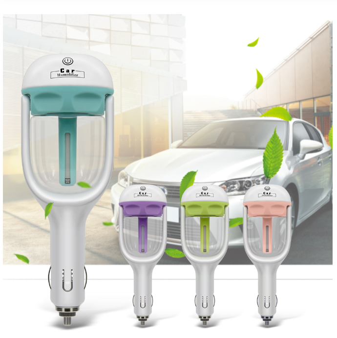 【HOT SALE】In-Car Essential Oil Diffuser