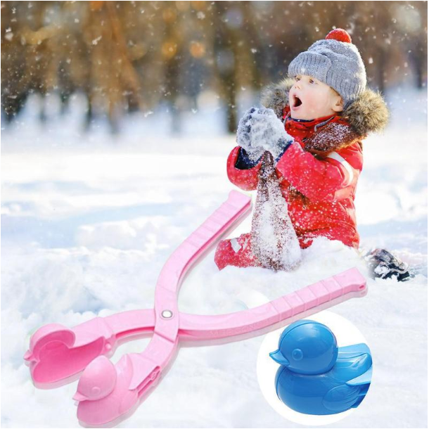 Snow Duck Clip ( Buy 2 Get Extra 10% Off )