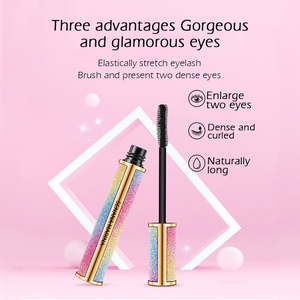 Dazzling Starry 4D Silk Fiber Mascara ( Buy 2 Get Extra 10% Off )