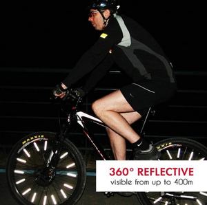 Bicycle Wheel Spoke Reflector ( Buy 2 Get Extra 10% Off )