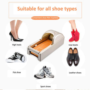2019 New Disposable Shoe Cover Laminator Machine ( Buy 2 Get Extra 10% Off )