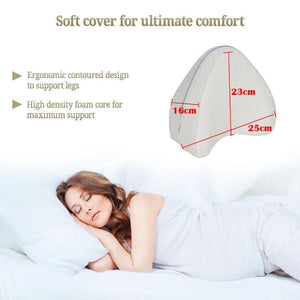 Ergonomics Contour Leg Pillow ( Buy 2 Get Extra 10% Off ) TopViralPick