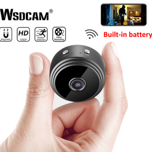 A9 WiFi 1080P Full HD Night Vision Wireless IP Cam ( Buy 2 Get Extra 10% Off )