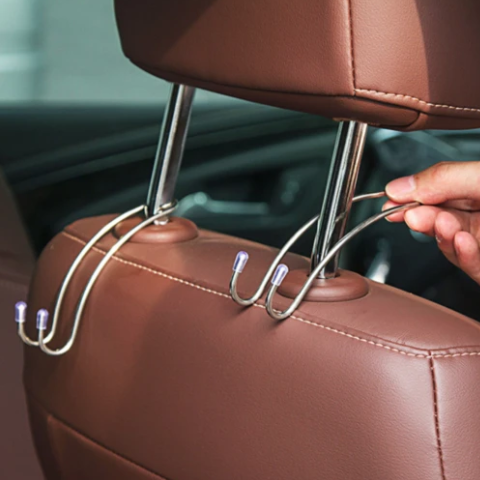 【Hot Sale】Platinum Headrest Hook