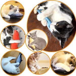 Favorite Toy For Cats ( Buy 2 Get Extra 10% Off )