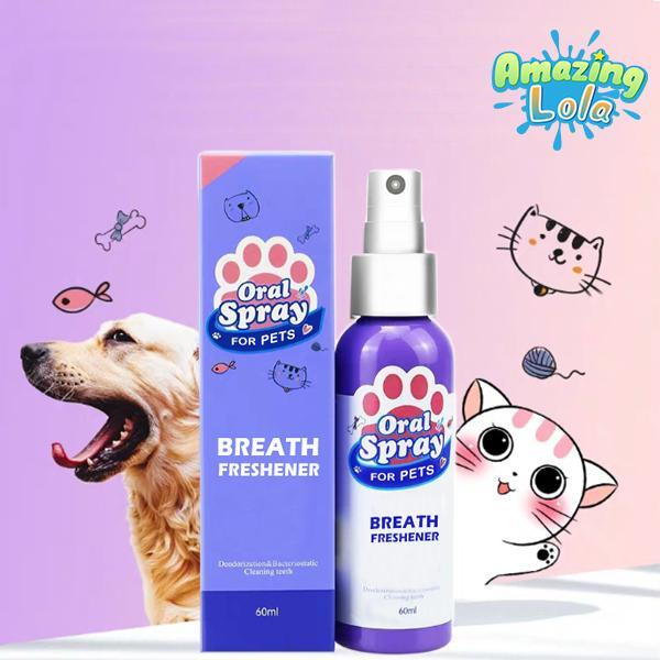 Pet Breath Freshener ( Buy 2 Get Extra 10% Off )