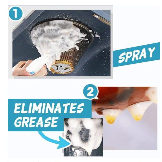All-Purpose Rinse-Free Cleaning Spray