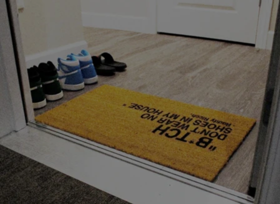 The Ricch Doormat™
