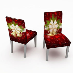 2019 New Christmas Chair Cover ( Buy 2 Get Extra 10% Off )