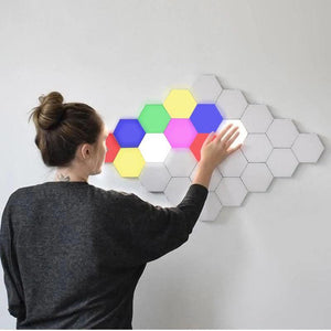 Hex Touch Tiles ( Buy 2 Get Extra 10% Off )