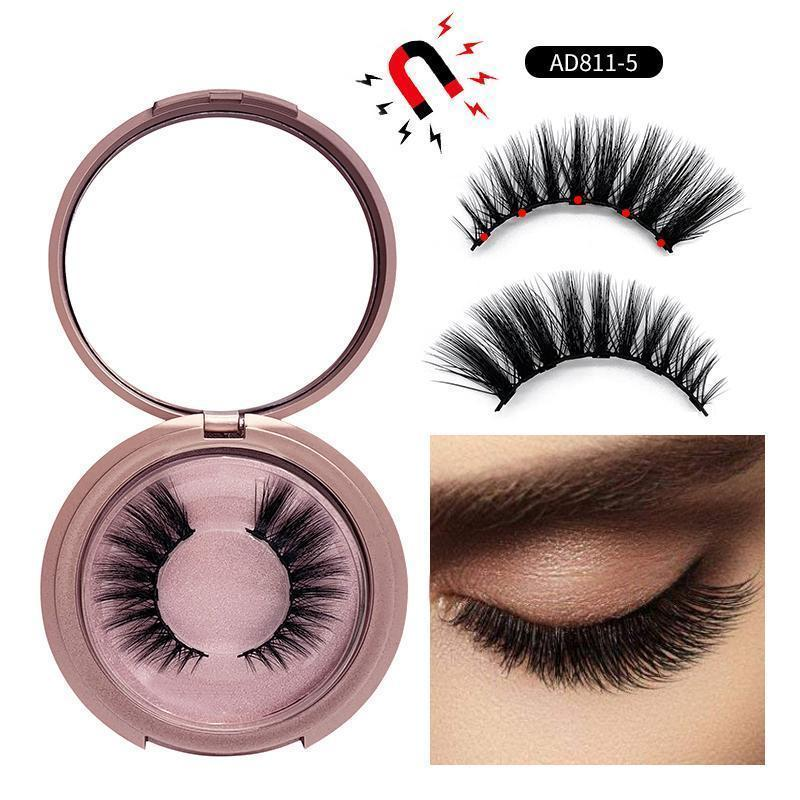 Magnetic Eyeliner And Eyelash Set (Buy 2 Get Extra 10% Off) TopViralPick AD811-5