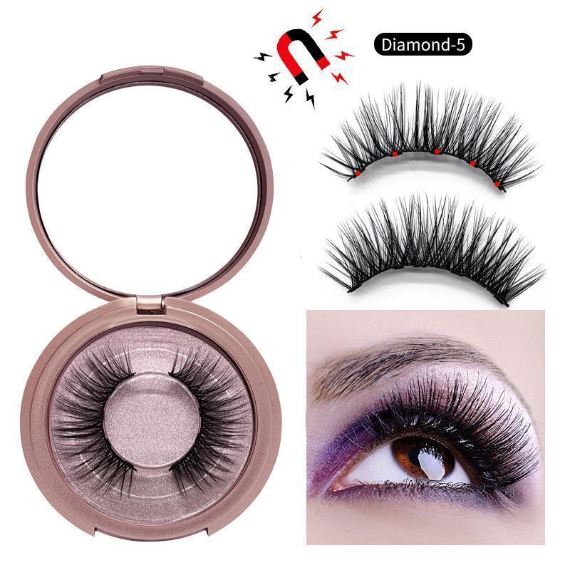 Magnetic Eyeliner And Eyelash Set (Buy 2 Get Extra 10% Off) TopViralPick Diamond-5