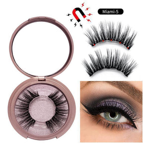 Magnetic Eyeliner And Eyelash Set (Buy 2 Get Extra 10% Off) TopViralPick Miami-5