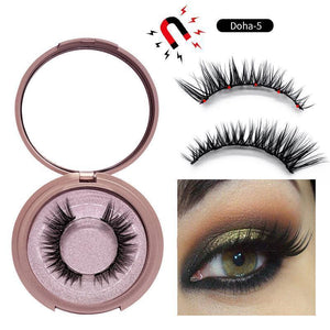 Magnetic Eyeliner And Eyelash Set (Buy 2 Get Extra 10% Off) TopViralPick Doha-5