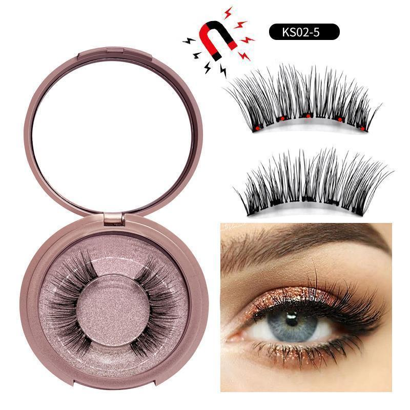 Magnetic Eyeliner And Eyelash Set (Buy 2 Get Extra 10% Off) TopViralPick KS02-5